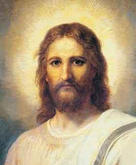 Jesus Christ the world savior