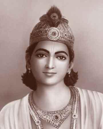 krishna enlightened master