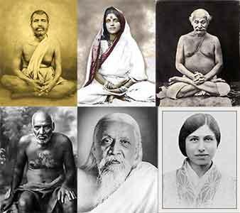 list of enlightened teachers people masters
