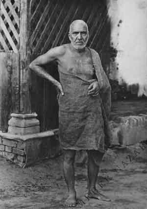 upansni maharaj enlightened master